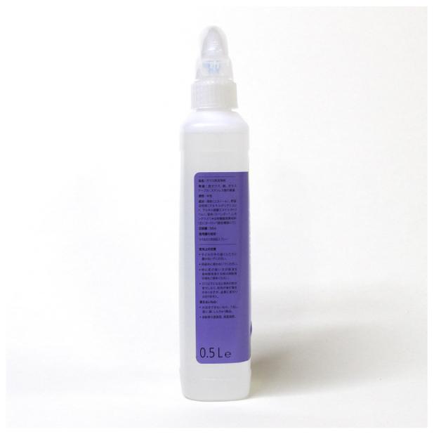 ナチュラルウィンドウクリーナー(ガラス用洗浄剤) 500mlのイメージ2