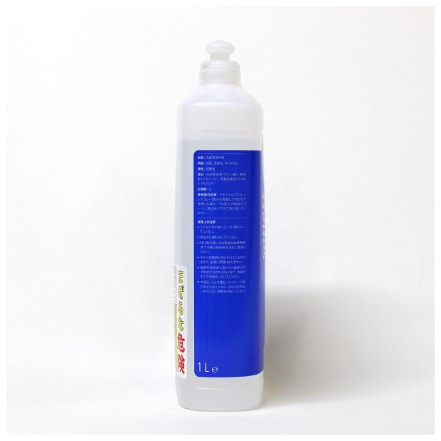 ナチュラルバスルームスプレー(浴室用洗浄剤) 1Lのイメージ2