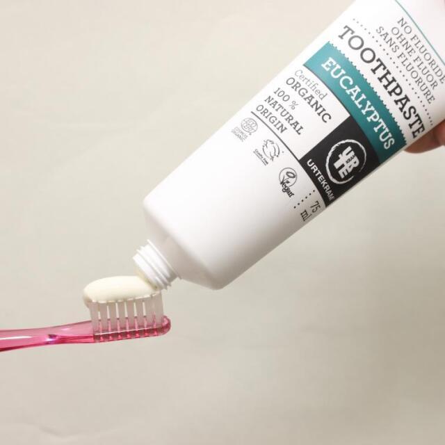 ウルテクラム ユーカリ 歯磨きのイメージ2