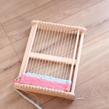 角型織機のイメージ1