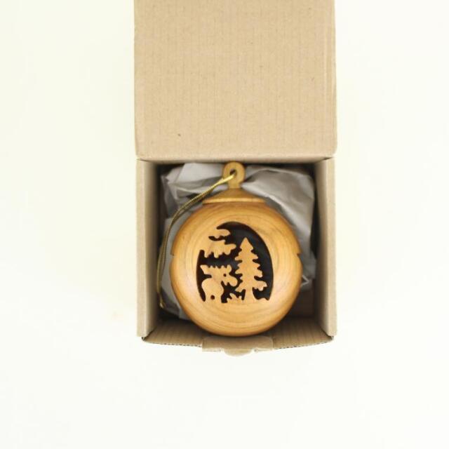 クリスマスボール(聖誕/トナカイ/ヘラジカ)のイメージ2