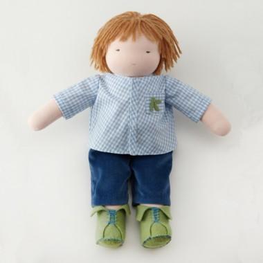 着せ替え人形(中)お兄ちゃん キット (くつ付き)のイメージ1