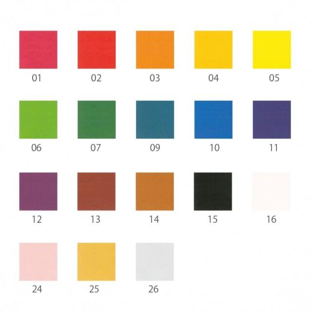 【在庫限り】デコレーションワックス  単色(小) 12枚入りのイメージ2