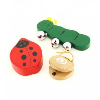 初めての楽器 てんとう虫たちのイメージ1