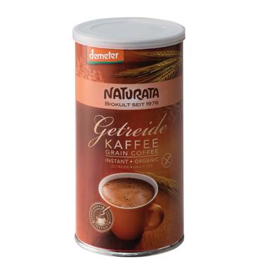 ナチュラータ オーガニック グレインコーヒー(インスタント)【廃番】のイメージ1
