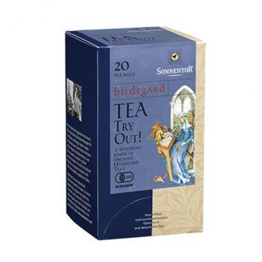 ヒルデガルトのお茶 アソートのイメージ1