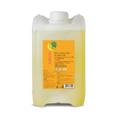 ナチュラルウォッシュリキッド ウール・シルク用(おしゃれ着用液体洗剤) 5Lのイメージ1
