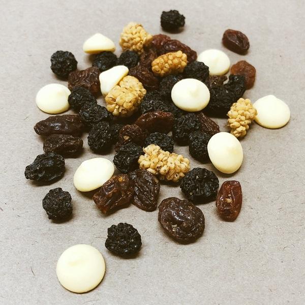 オーガニック ポケットフィット フルーツ&ホワイトチョコのイメージ2