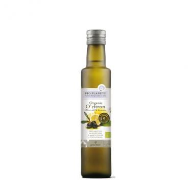 オーガニックEXVオリーブオイル レモン 250mlのイメージ1