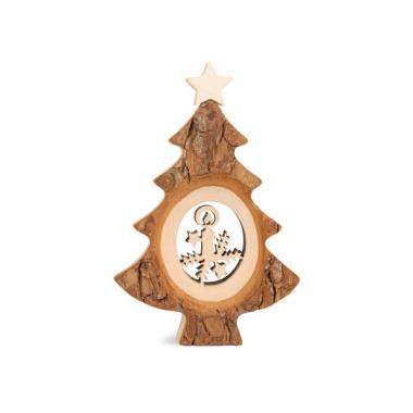 クリスマスツリー キャンドル☆のイメージ1