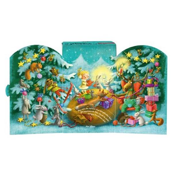 クリスマスカウントダウンのお茶(旧アドベントのお茶)◆のイメージ2