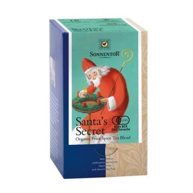 サンタさんの秘密のお茶のイメージ1