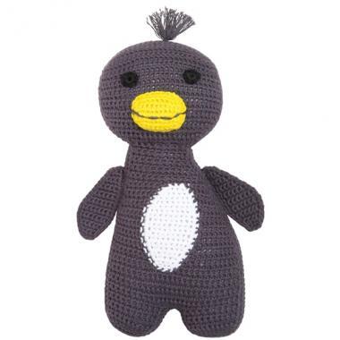 ニッティングドール ペンギン【廃番】のイメージ1