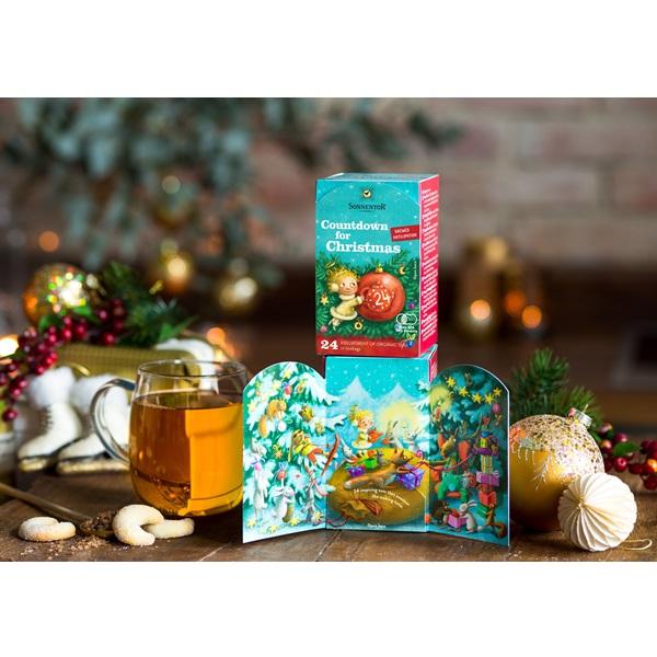 クリスマスカウントダウンのお茶(旧アドベントのお茶)◆のイメージ3