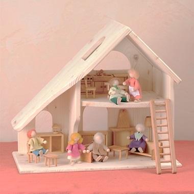 人形の家(2階建て)のイメージ1