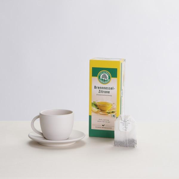 オーガニックハーブティー ネトル&レモンのイメージ3