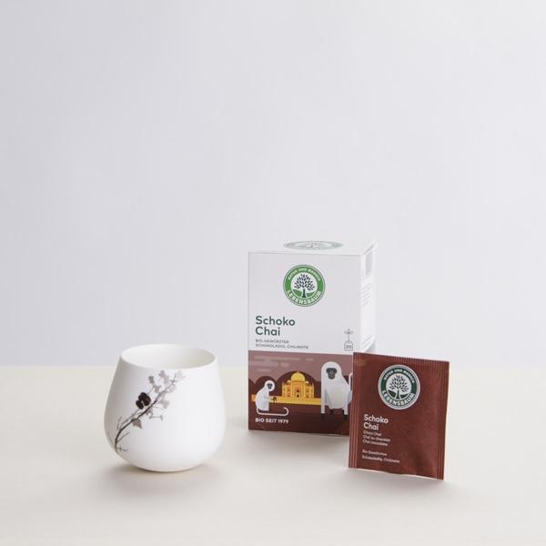 オーガニック チョコレートチャイティーのイメージ3