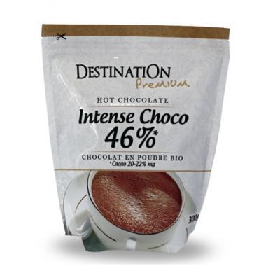 オーガニック ホットチョコレートのイメージ1