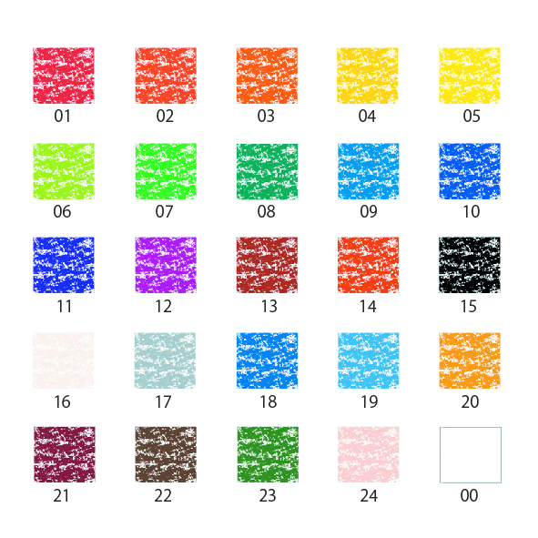 みつろうブロッククレヨン 12色紙箱のイメージ3