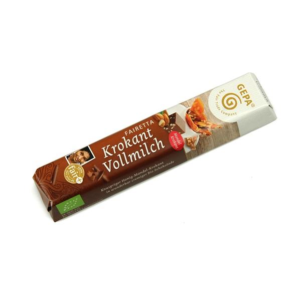 ビオ ハニーアーモンドミルクチョコレート バー |GP8901849