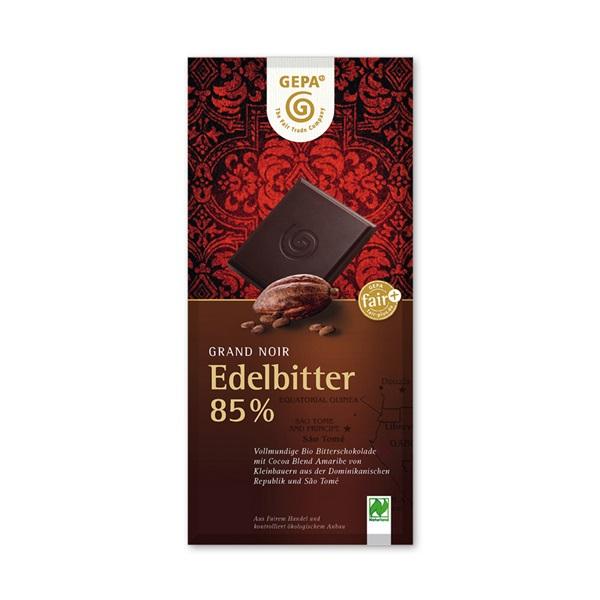 グランノワール ビオ ダークチョコレート 85% |GP8901859
