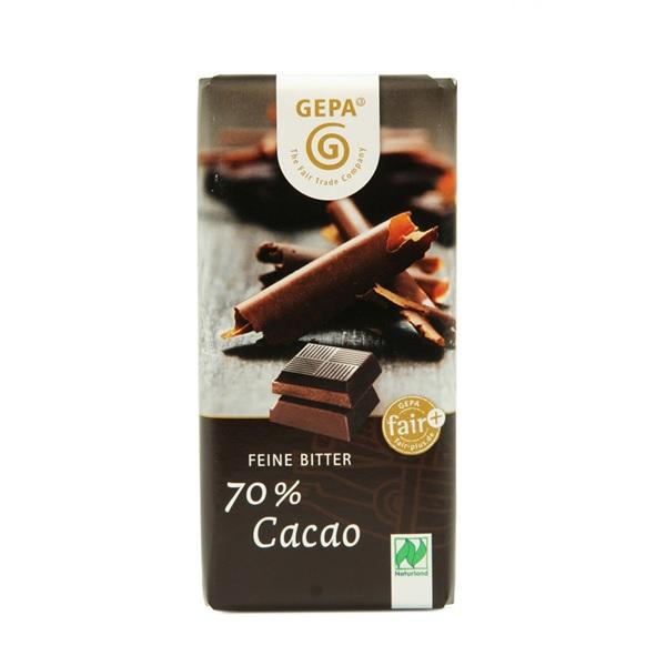 【欠品】ビオ ダークチョコレート70%   GP8961801