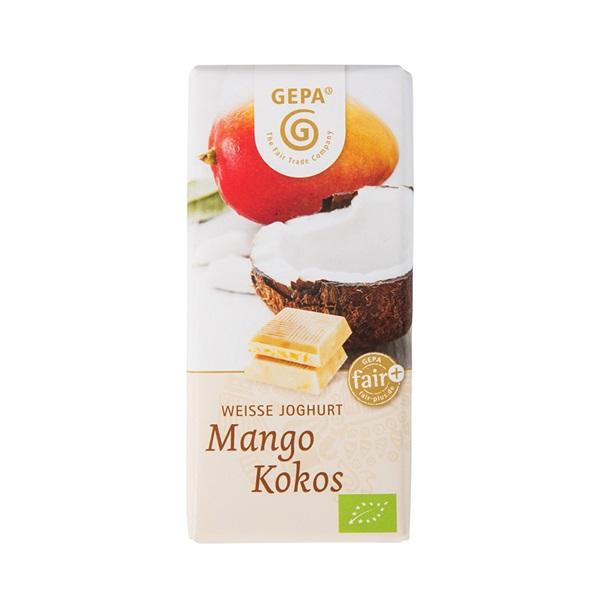 ビオ マンゴーココナッツホワイトチョコレート  GP8961804