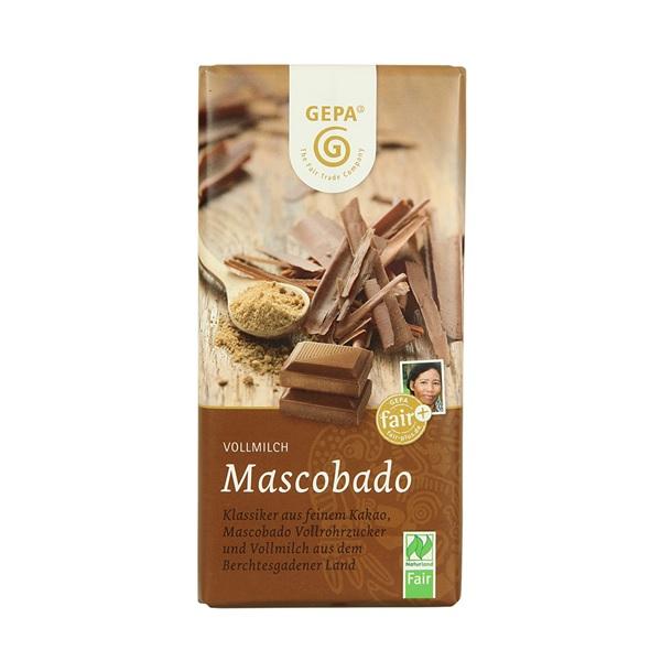ビオマスコバドミルクチョコレート