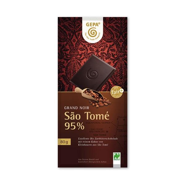 グランノワール ビオ ダークチョコレート 95% |GP8961813