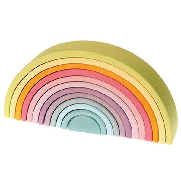 虹色トンネル
