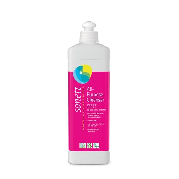 ナチュラルクリーナー 500ml (多目的用洗浄剤)  SNN3641
