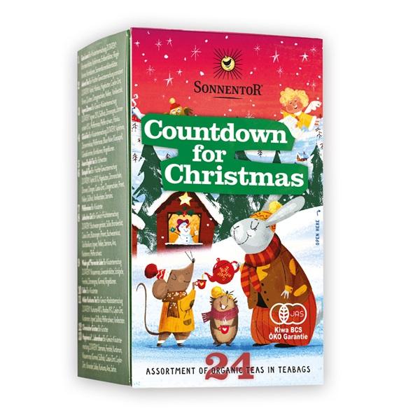 クリスマスカウントダウンのお茶(旧アドベントのお茶)◆【2021年10月28日~】|SO02636