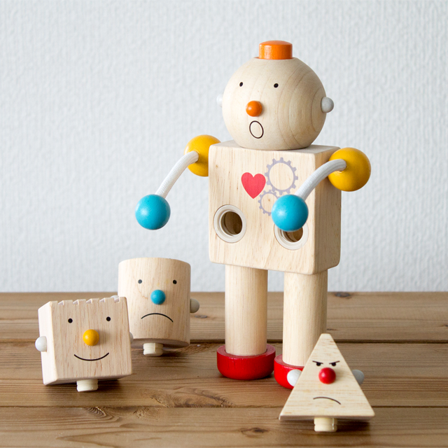 ビルドロボットメイン