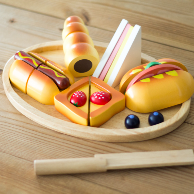パン職人|木のおもちゃ