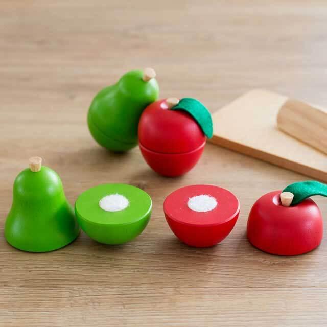ままごと品 りんご 洋梨