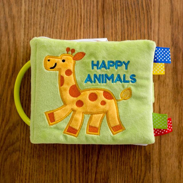 布おもちゃのハッピーアニマル