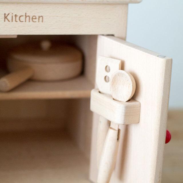 ミドルキッチンセット 木製