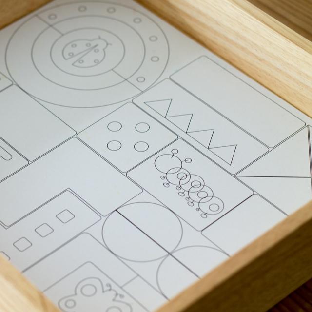サウンドブロックスラージ木箱