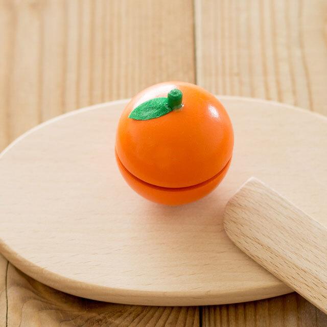 ミニ・オレンジ ままごと用