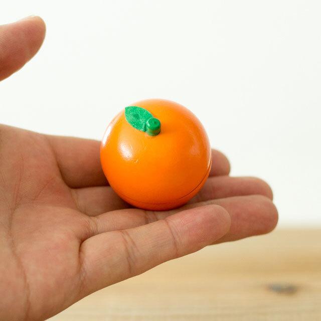 ミニ・オレンジ 大人のサイズ感