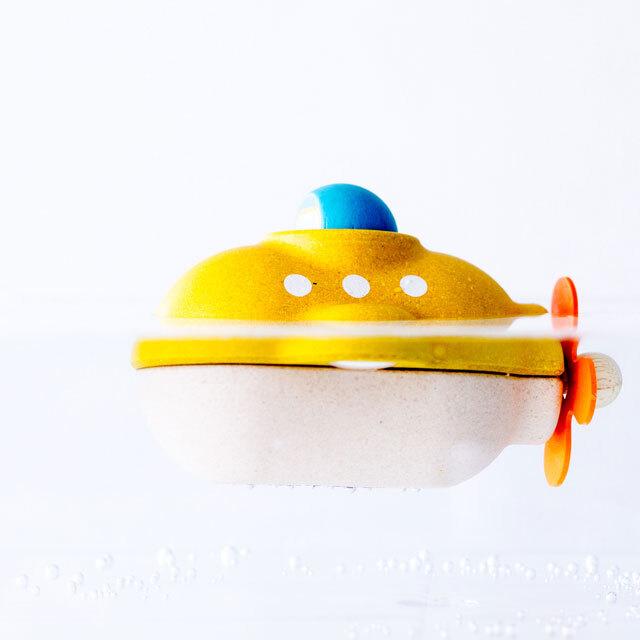 プラントイのお風呂おもちゃサブマリン