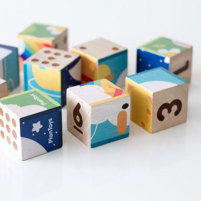 パズルキューブ 知育玩具