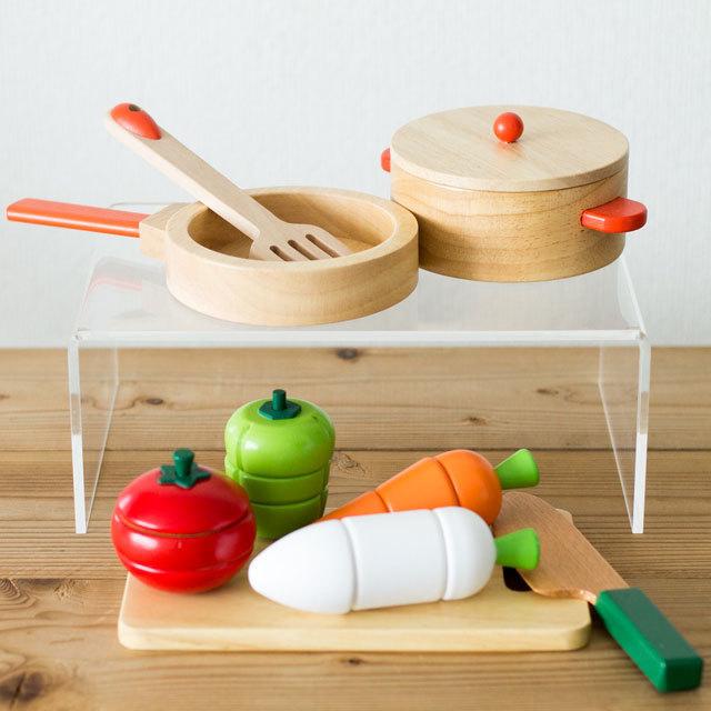 木製調理用具セットお野菜サクサクセットメイン