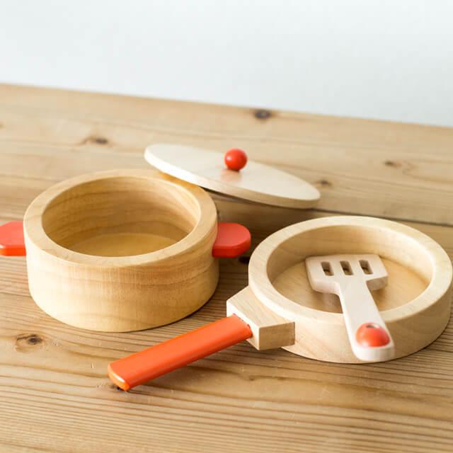 木製調理用具セット