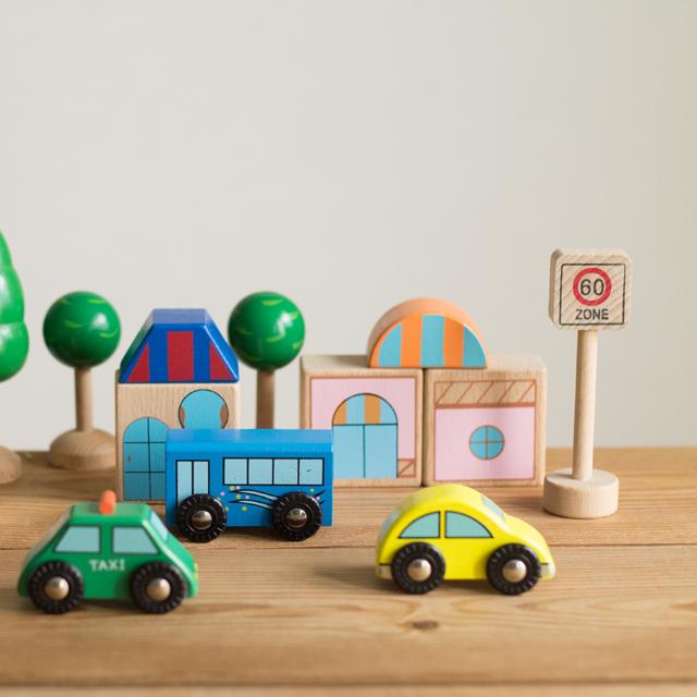 木製汽車|おもちゃのだいわ