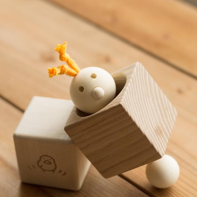 イナイイナイバー|出産祝い木のおもちゃセット