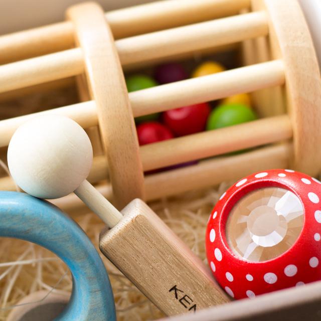 出産祝いセット|木のおもちゃ