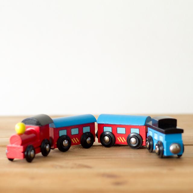 だいわ機関車4両セット