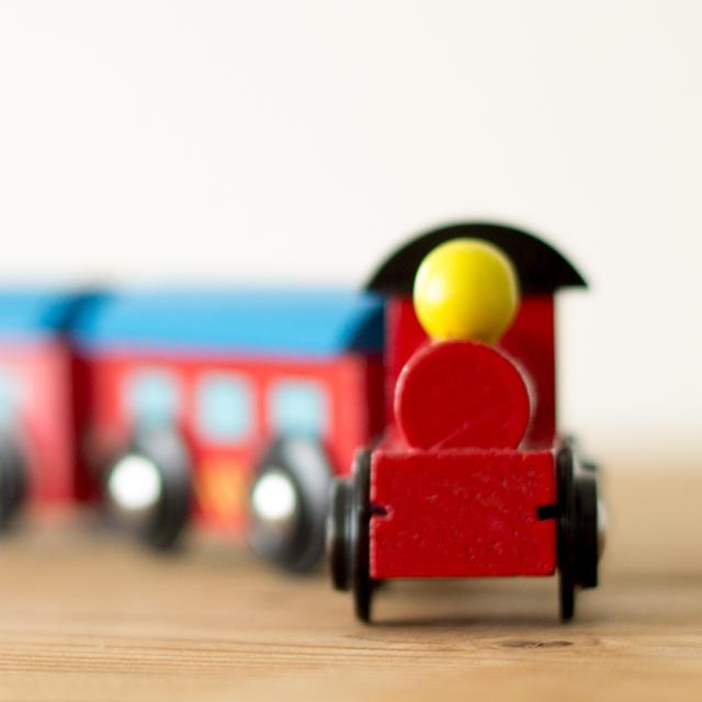 機関車4両セット先頭車