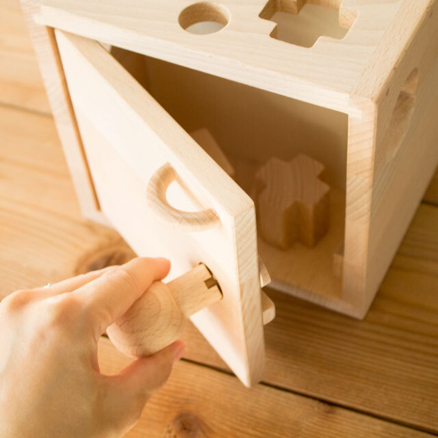 アイデアBOX 木製